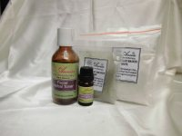 Anti Aging Oil & Facial Herbal Toner