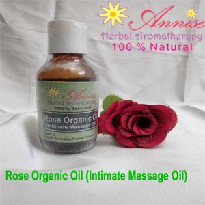 Rose Organic Oil